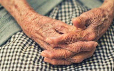 Huoli ikääntyneestä